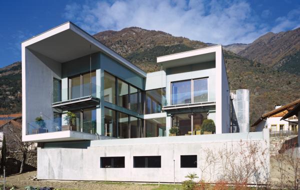 Werner Tscholl Architetto