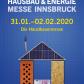 Tiroler Hausbau & Energie Messe INNSBRUCK